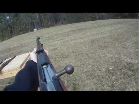 Real Steel Shooting: AK47, Mosin Nagant,Trench Gun (1080p)