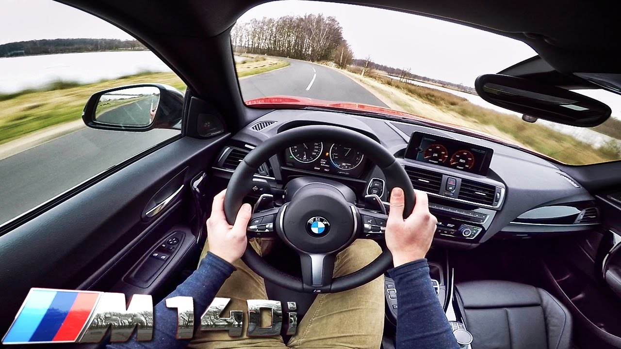 Bmw 1 Series 2017 M140i Pov Test Drive By Autotopnl