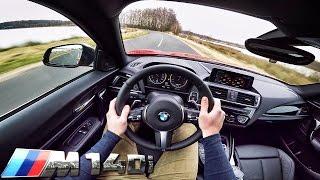 BMW 1 Series 2017 M140i POV Test Drive by AutoTopNL