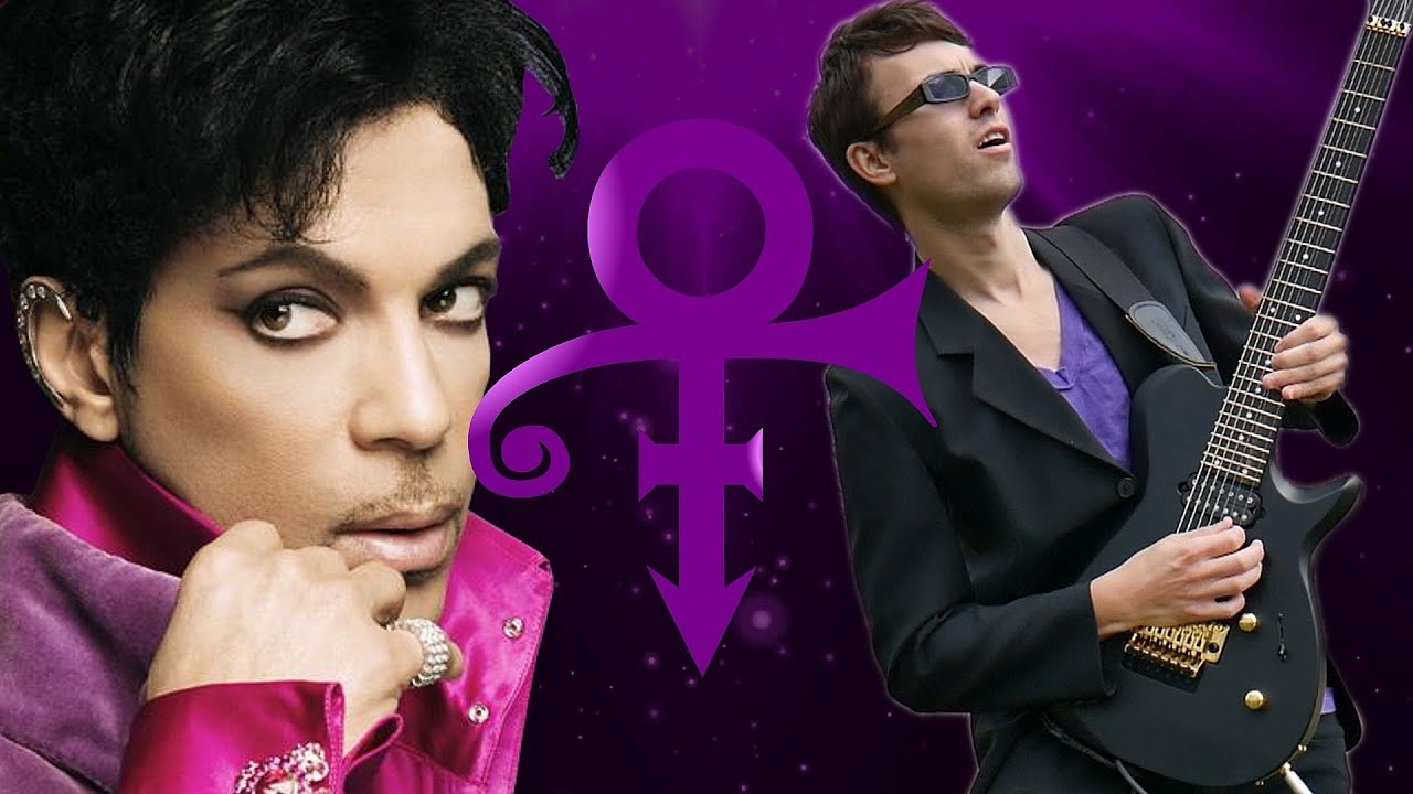 Prince Tribute (Purple...