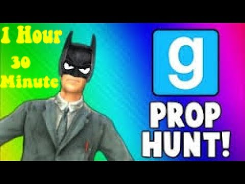 Gmod Prop Hunt 1 Hour 31 Minute Best Funny Moments Episode 2 Full  | VanossGaming Funny time