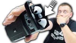Телефон с встроенными AirPods! SERVO R26! Телефон мультитул