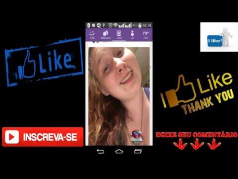 TUTORIAL App Meet Me Melhor Chat Internacional Do Mundo