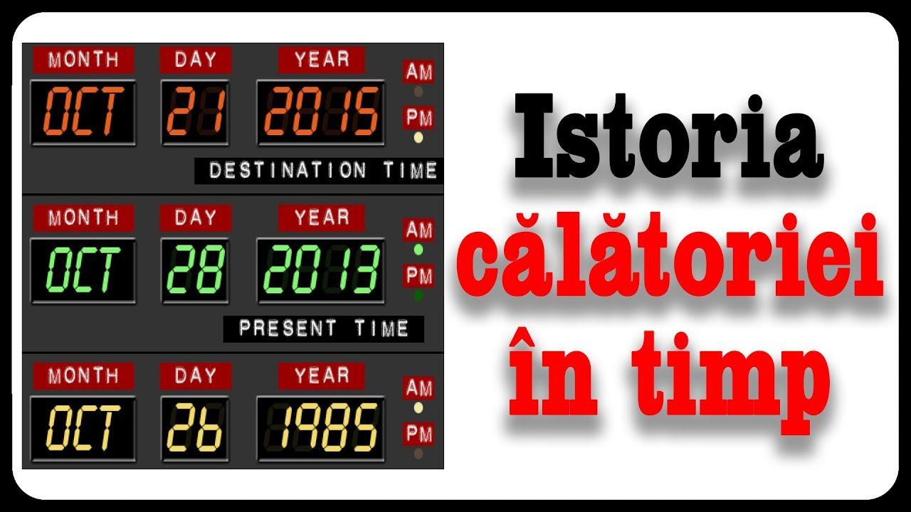 Istoria Călătoriei În Timp
