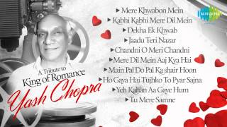 """King Of Romance"" Yash Chopra - Love Songs - Evergreen Romantic Songs - Jukebox"
