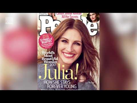 Celeb Type Stuff: Julia Roberts wins People Magazine's Most Beautiful Person for the 5th time