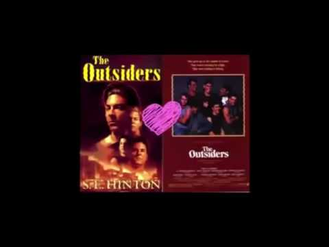 book  The outsiders by s e hinton full book