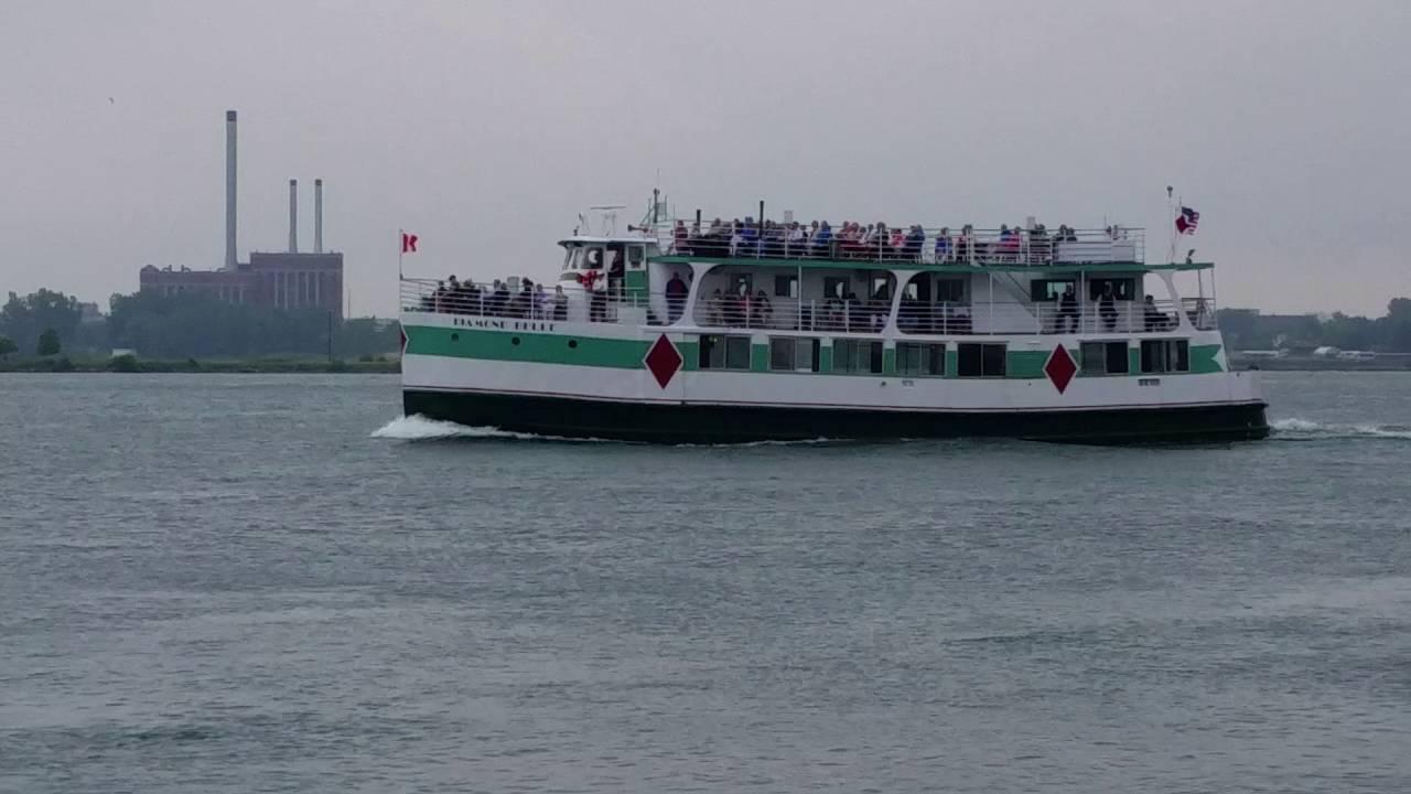Boat Tours Of Detroit River