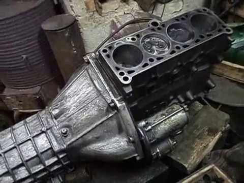переходная плита на ваз под двигатель vw