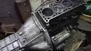 Дизель VW - 1,6 \ 1,9  c  КПП  ВаЗ (классика) Часть-1.