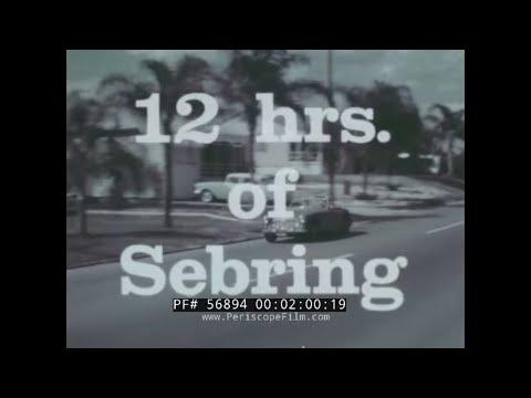 12 HOURS OF SEBRING   FLORIDA INTERNATIONAL GRAND PRIX  56894