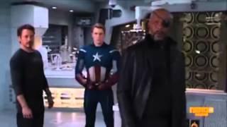 Capitão America vs Homem de ferro ( Zueiro )