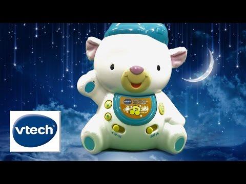 Sleepy Lullabies Bear Projector from VTech