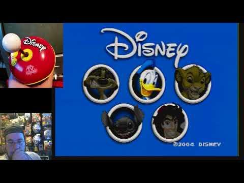 Disney Plug & Play TV Games Game Play