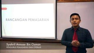Pembentangan Rancangan Perniagaan Jus101