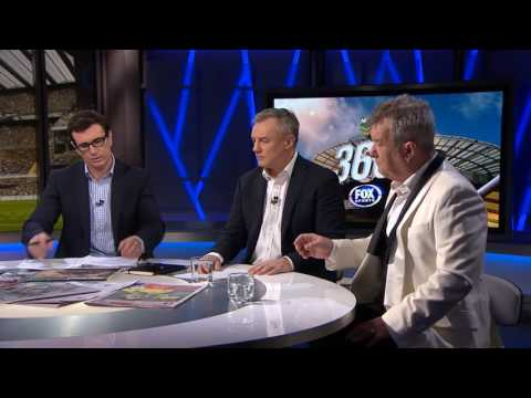 Jimmy Barnes | NRL 360 Foxtel | interview + performance of 'Cry To Me' from Soul Searchin'