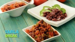 Refried Beans (diabetic Recipe) By Tarla Dalal