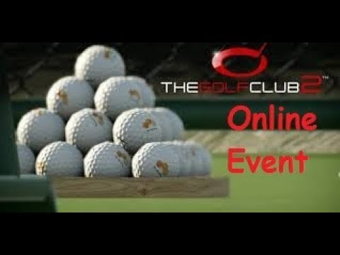 The Golf Club 2 - Online Society Event