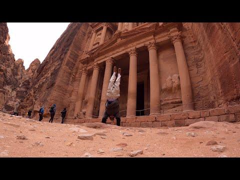 Petra, Jordan Trip February 2020