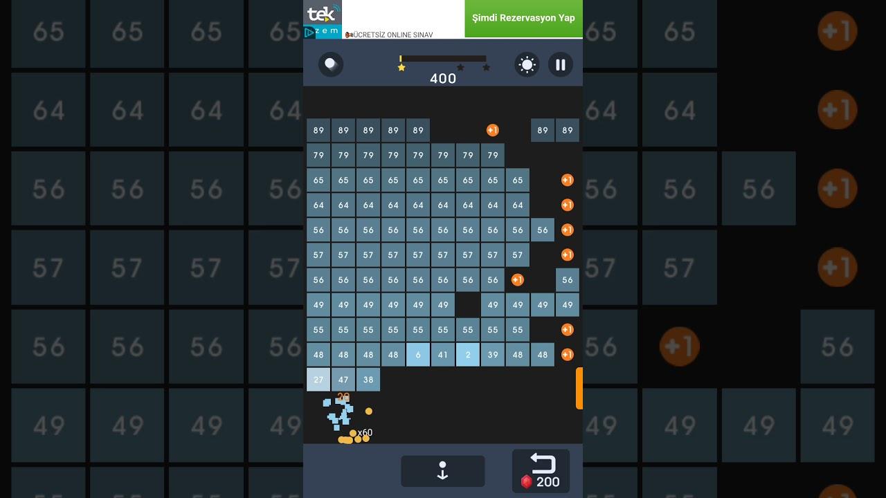Bricks breaker puzzle - yapboz tuğla kırıcı level 305