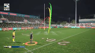 RUGBY LEAGUE LIVE 4 - COWBOYS CAREER (Round 5)