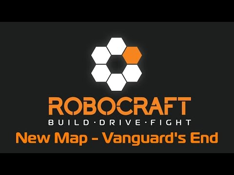 New Map - Vanguard's End