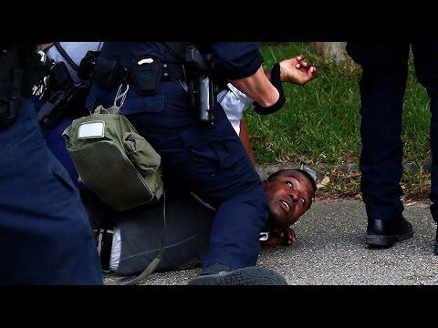 65 arrested at Black Lives Matter protest in New York