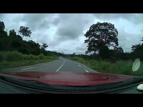 KUMBA TO MAMFE ROAD - SECTION1