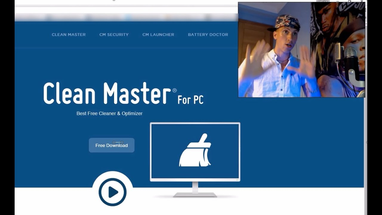 Download clean master for pc on windows 10/8/8. 1/7/xp/vista.