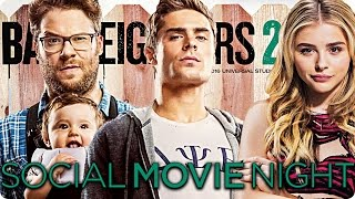 BAD NEIGHBORS 2 Social Movie Night - Hollywoodstars & 1.000 Tickets mit den ApeCrimes