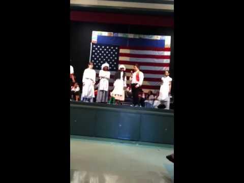 Bubba American revolution play