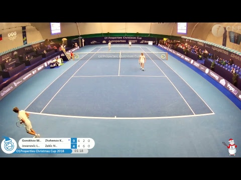 O1Properties Christmas Cup 2018 Centre Court 04.01.2018