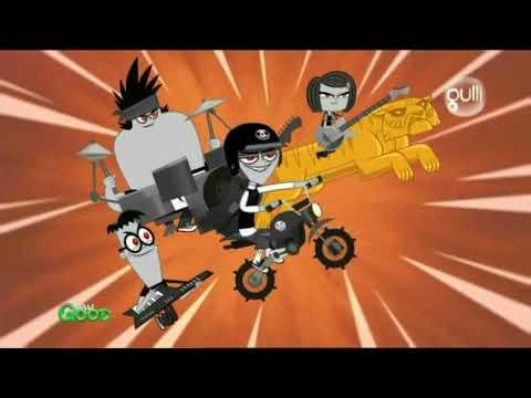 Grojband épisode 12 Les Cauchemars De Grojband VF