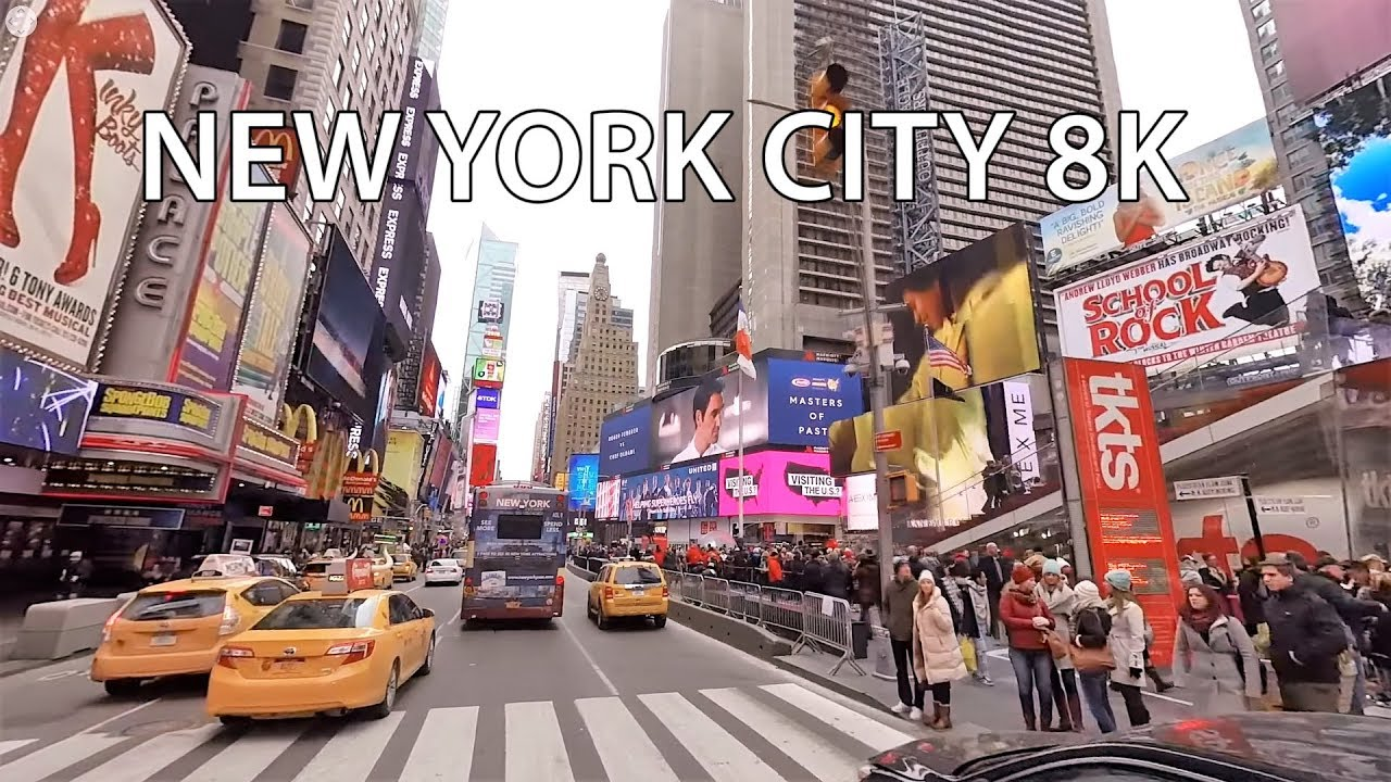 Map New York Minecraft Xbox.New York City 8k Vr 360 Drive