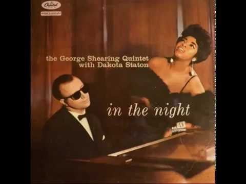 George Shearing Quintet w/ Dakota Staton - From Rags To Richards