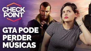 GTA 4 COM PROBLEMA DE LICENÇAS, KINGDOM HEARTS 3 LISTADO EM LOJA, DETALHES SPIDER-MAN - Checkpoint!
