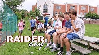 Radnor High School's Raider Day 2018