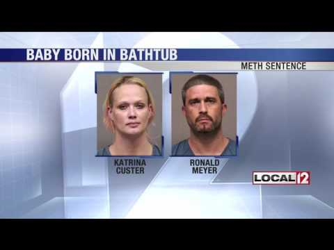 Clermont County pair sentenced for child endangering, meth charges