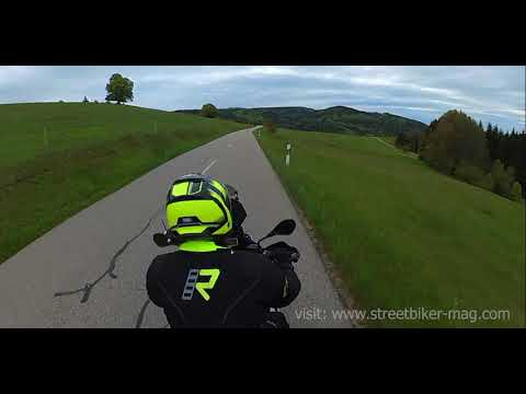 Motorcycle Ride in the Black Forest Germany Part 5