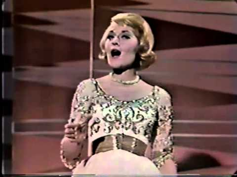 Patti Page, On A Wonderful Day Like Today, 1966 TV Performance