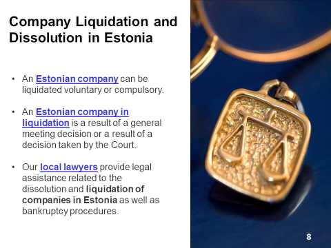 Legal Services in Estonia