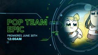 Toonami Promo -  Pop Team Epic (HD 1080p)