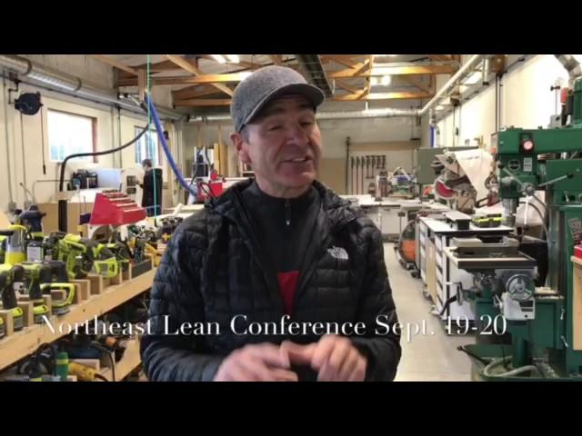 Northeast Lean Conference 2017 Invitation