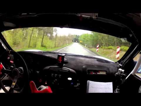 Onboard Porsche GT3