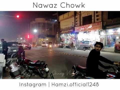 Nawaz Chowk - Jhang Vlog | Hamzi.official1248 | By Hamza Ahmed.
