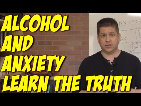 Alcohol and Anxiety - The Truth About Severe Anxiety And Alcohol Abuse