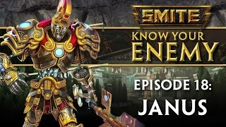 SMITE Know Your Enemy #18 - Janus