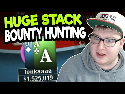 ANOTHER DEEP RUN IN THE $530 BOUNTY BUILDER!!