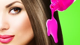 30 HAIR HACKS AND ACCESSORIES