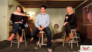 Talking with Michael Fishman Emma Kenney and Lecy Goranson the cast of Roseanne at SXSW